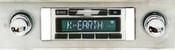 Custom AutoSound 1965 Impala/Caprice USA-630 In Dash AM/FM