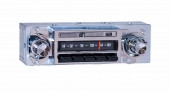 Repro 1963-64 Chevrolet Chevy II & Nova AM/FM/Stereo Radio with bluetooth