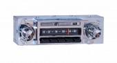 Repro 1963-64 Chevrolet Chevy II & Nova AM/FM/Stereo Radio with bluetooth