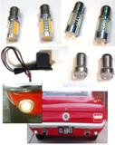 1964-70 LED Exterior Kit - MP-6466-BLT-EXT