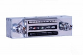Repro1962 Chevrolet Chevy II & Nova Wonderbar AM/FM/Stereo Radio with bluetooth