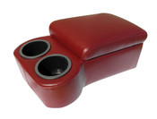 Mercury Cougar Bench Seat Console & Cup Holder