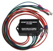 Revolution Electronics Intermittent Wiper Module pt#13009