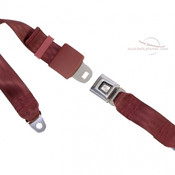 Seatbelt Planet Metal Starburst PB Lap Seatbelt