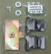 3pt Conv. Hdware for Pre 1974 Vette Seatbelts (Call for Prices)