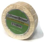 """German Brown Liner Roll 3/4"""" x 3 yards"""