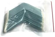 Blue Lace Hairpiece Tape Contour B