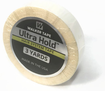 "Walker Ultra Hold Tape Roll 1/2"" x 3 yds"