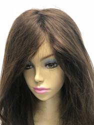 Full Head Wig Fine Mono