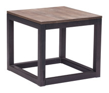 Civic Center Side Table By Zuo Era