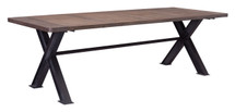 Haight Ashbury Dining Table By Zuo Era