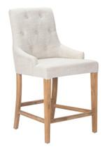 Burbank Counter Chair By Zuo Era