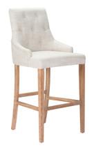 Burbank Bar Chair By Zuo Era