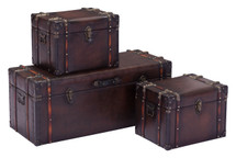 Saussure Trunk Set of 3 By Zuo Era