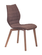 Aalborg Dining Chair by Zuo Modern (set of two)