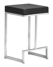 Darwen Counter Stool By Zuo Modern (Sold as Pack Of Two)