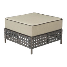 Pinery Ottoman By Zuo Vive
