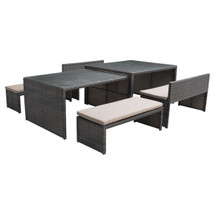 Sanibel Dining Flex Set By Zuo Vive
