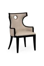 Greek Revival Beidermeier Armchair from Knightsbridge Collection