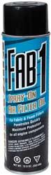 Maxima FAB 1 spray-on air filter oil 13oz (78-9928)