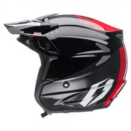 Helmet HT2 Data black/red left side