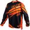 Clice zone 2017 jersey front orange