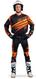 Clice zone 2017 jersey/ pants front orange