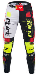 Cero 2017 Clice yellow/ red pants front