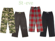 St. Eve Boys 2 Pair Fleece Sleep Pants