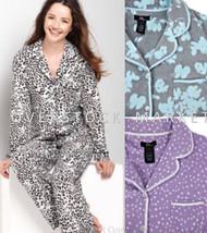 Aria Polar Microfleece 2 Piece Pajama Set