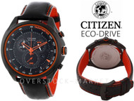 Men's Citizen AT2185-06E Drive from Citizen Eco-Drive WDR 3.0 Chronograph Watch