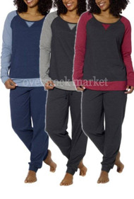 WOMENS KAREN NEUBURGER INSPIRE 2 PIECE ULTRA SOFT PAJAMA SET!