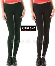 WOMEN'S KIRKLAND SIGNATURE FRENCH TERRY LEGGING