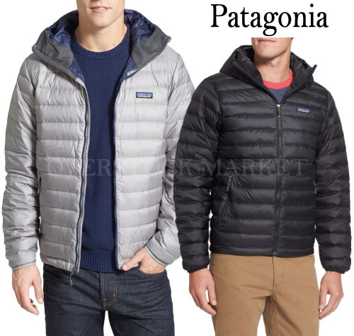 MENS PATAGONIA DOWN SWEATER HOODY 84701 - Overstock Market