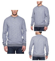 MEN'S WEATHERPROOF VINTAGE CREW NECK LONG SLEEVE SWEATSHIRT