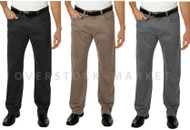 Men's Kirkland Signature 5 Pocket Brushed Cotton Pant!
