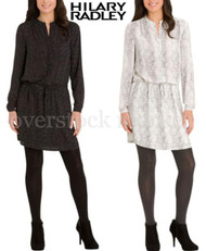 WOMEN'S HILARY RADLEY PRINTED TUNIC DRESS