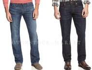 MEN'S LUCKY BRAND 221 ORIGINAL STRAIGHT LEG JEANS!