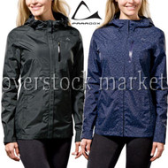 WOMENS PARADOX PERFORMANCE RAIN JACKET WEATHERPROOF UPF 50