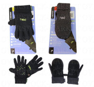 NEW! HEAD KIDS/YOUTH SENSATEC FABRIC TOUCHSCREEN COMPATIBLE MITTEN or GLOVE VARIETY!