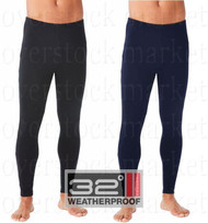 Mens Weatherproof 32 Degrees Heat Performance Mesh Base Layer Pant!