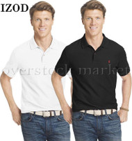 MEN'S IZOD ADVANTAGE PERFORMANCE POLO SHIRT!