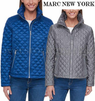WOMENS MARC NEW YORK ANDREW MARC SHORT DIAMOND QUILTED JACKET!