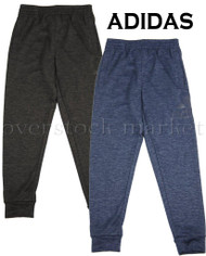 NEW! ADIDAS BOYS BASIC LOGO ATHLETIC JOGGER PANTS!