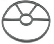 Hurlcon Astral Multiport Valve Spider Gasket 40mm (Genuine) - Post Sep 09