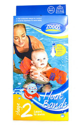 Zoggs Float Bands Size 00, 0 to 12 months