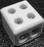 Poolrite Light Ceramic Terminal Block