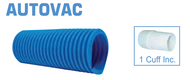 Puraflo Autovac Pool Hose for Automatic Cleaners - 11 metres