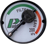 Poolrite Smart Valve Pressure Gauge