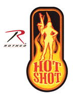 Rothco Hot Shot Morale Patch